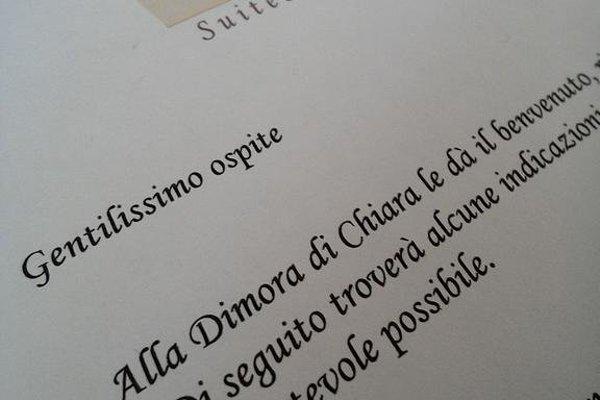 Alla dimora di Chiara Suite and Rooms - фото 7