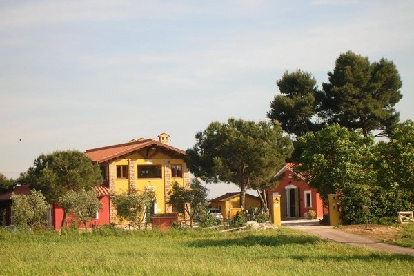 Agriturismo Casale Trigoria - фото 10