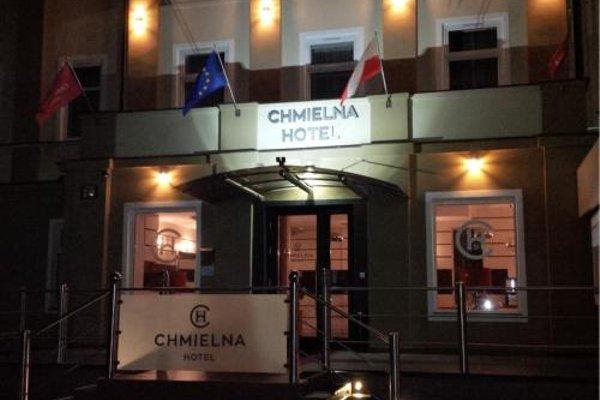 Hotel Chmielna Warsaw - фото 20