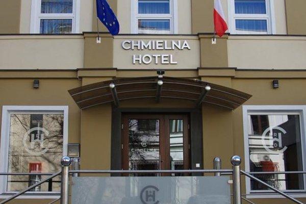 Hotel Chmielna Warsaw - фото 22