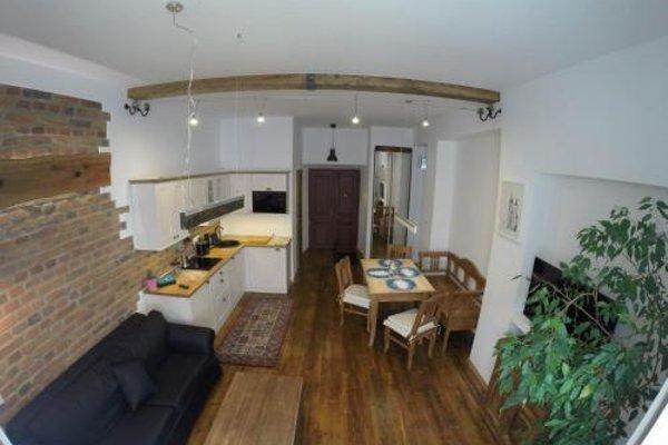 Honey Apartments - фото 11