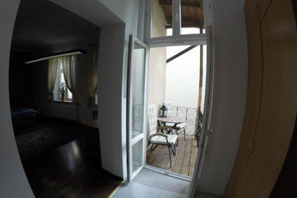 Honey Apartments - фото 14