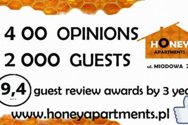 Honey Apartments - фото 7
