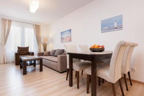Apartament Deluxe Polanki z Garazem - фото 29