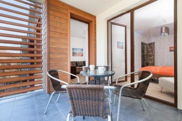 Apartament Deluxe Polanki z Garazem - фото 18