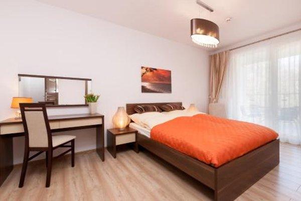 Apartament Deluxe Polanki z Garazem - фото 22