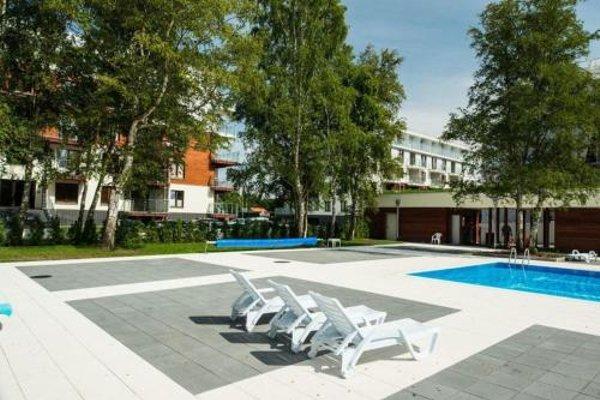Apartament Deluxe Polanki z Garazem - фото 6