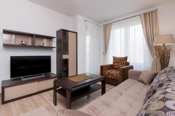 Apartament Deluxe Polanki z Garazem - фото 8