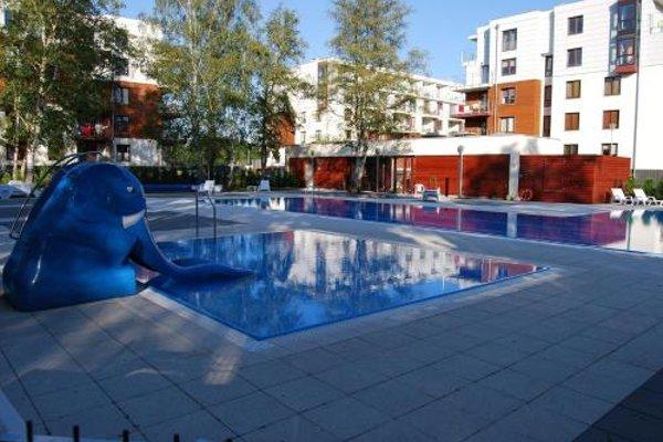 Apartament Osiedle Polanki Kolobrzeg - фото 39