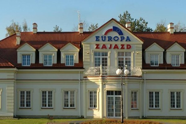 Hotel Zajazd Europa - фото 20