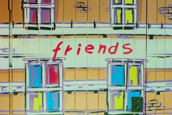Друзья - 11