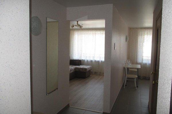 Апарт-отель Строитель - фото 12