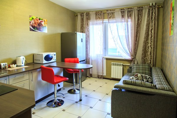 Апарт-Отель Иркутские Берега - фото 5