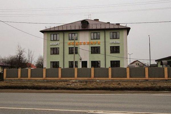 Апарт-Отель Подсолнух - 23