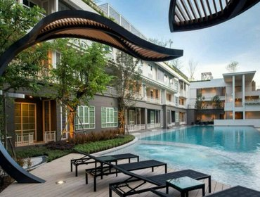 Apartments Autumn A106 By Hua Hin Holiday Condo