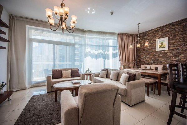 Dubai Apartments - FairField Tower - фото 5