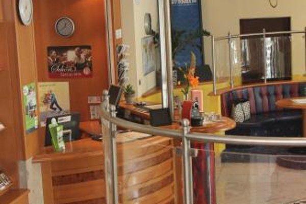 Alexandra Hotel - фото 16