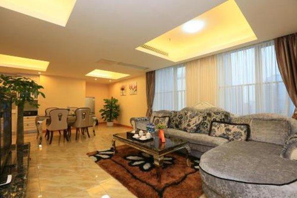 Yo Yo Apartment Zheng Jia Dong Fang Branch - 11