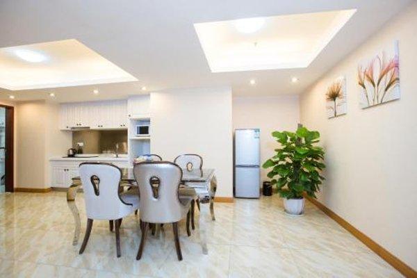 Yo Yo Apartment Zheng Jia Dong Fang Branch - 16