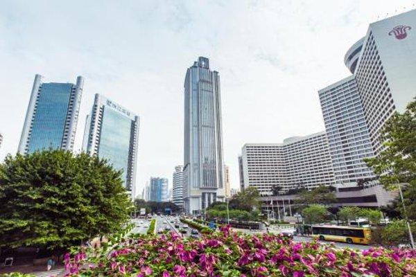 Yo Yo Apartment Zheng Jia Dong Fang Branch - 22