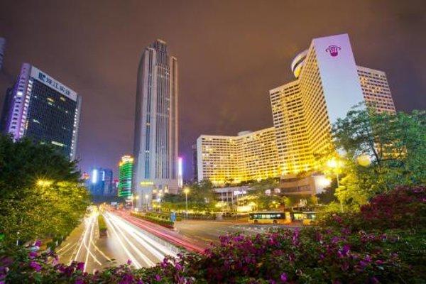 Yo Yo Apartment Zheng Jia Dong Fang Branch - 23