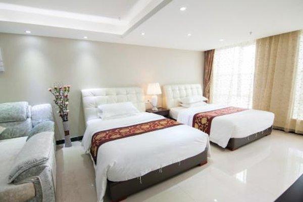 Yo Yo Apartment Zheng Jia Dong Fang Branch - 3