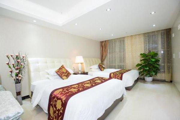 Yo Yo Apartment Zheng Jia Dong Fang Branch - 4