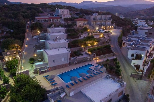 Kavousanos Apartments - фото 10