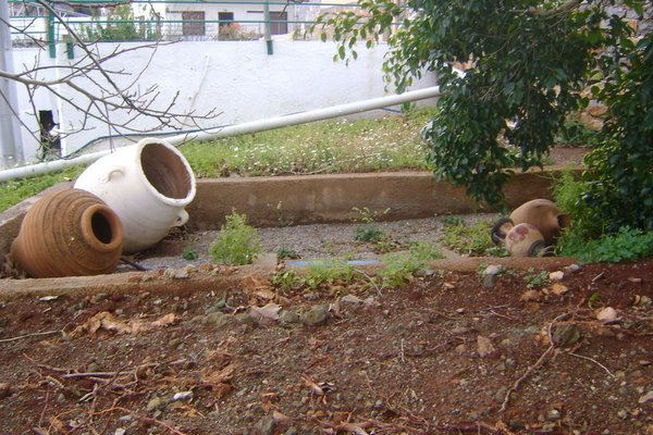 Kavousanos Apartments - фото 12