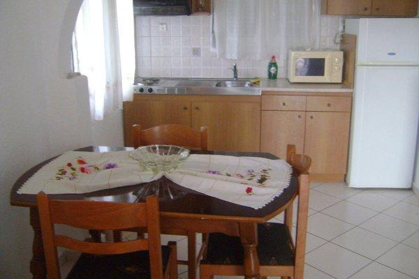 Kavousanos Apartments - фото 7