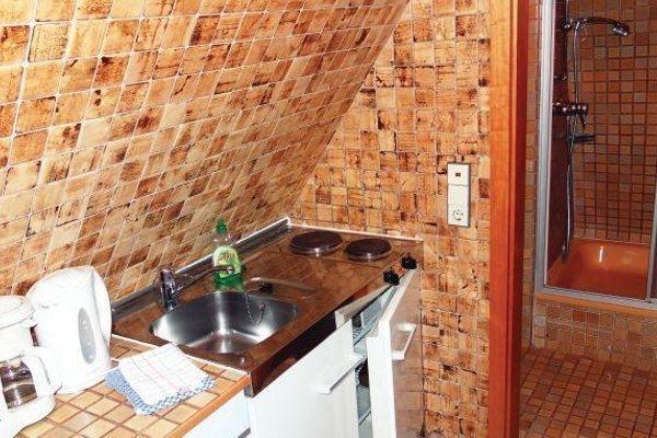 One-Bedroom Apartment Westerheide 01 - фото 24