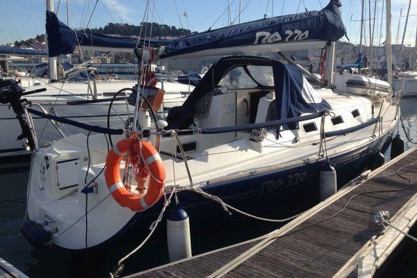 Boat in Vigo (10 metres) - 6