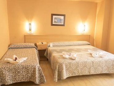 Гестхаус Hostal Goyesco Plaza