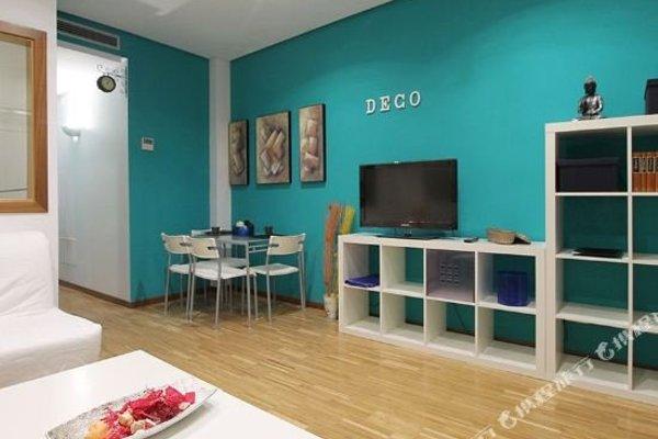 Apartamentos Conde Duque Deco - фото 13