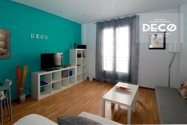 Apartamentos Conde Duque Deco - фото 17