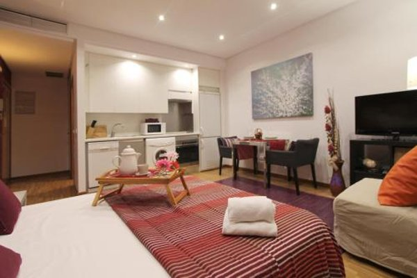 Apartamentos Conde Duque Deco - фото 19