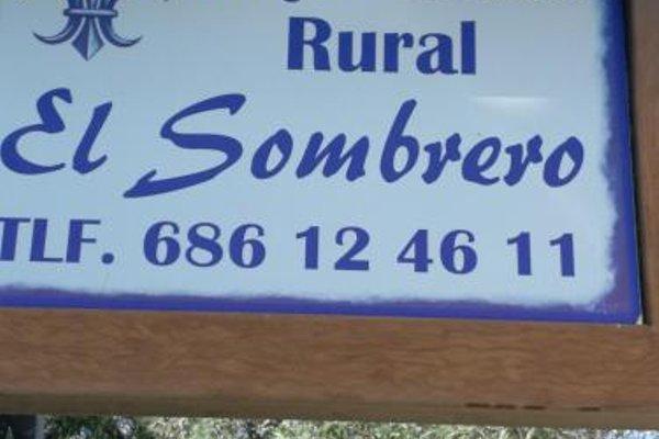 Casa Rural El sombrero - фото 19
