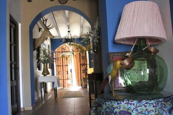 Casa Rural El sombrero - фото 20