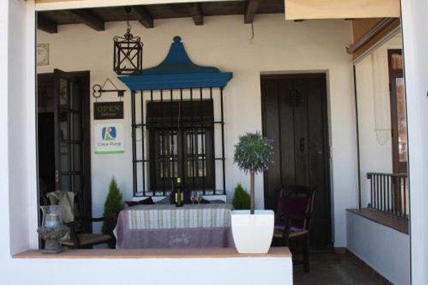 Casa Rural El sombrero - фото 21