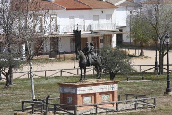 Casa Rural El sombrero - фото 23
