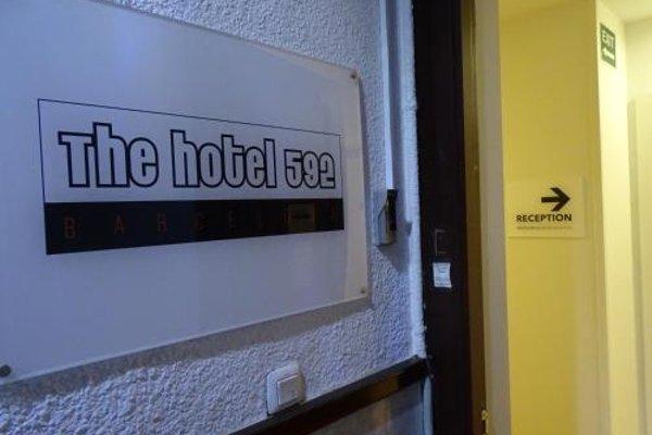 The Hotel 592 - фото 17