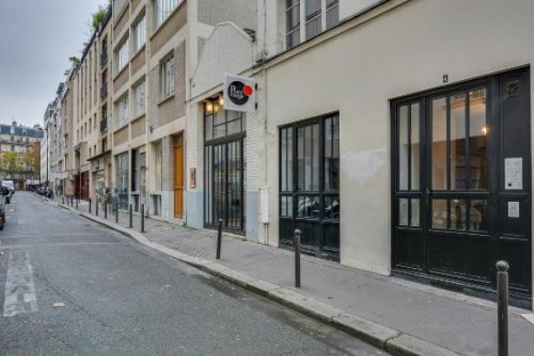 Sweet Inn Apartments - Rue Du Dahomey - 20