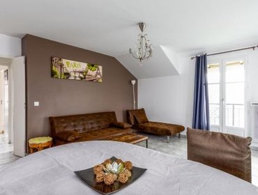Апартаменты Apartment Near Disneyland Paris