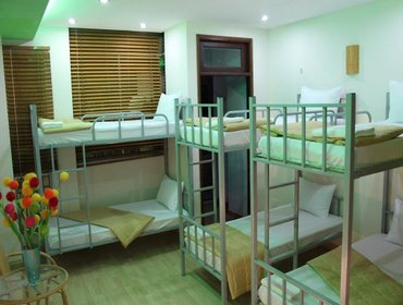 Хостел Saigon Central Hostel