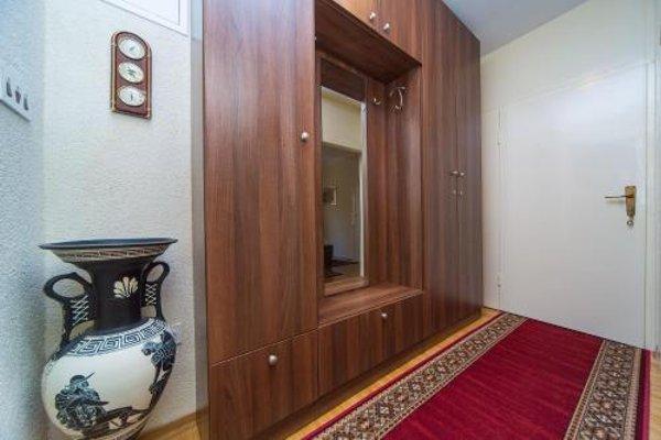 Maru Apartments - фото 12
