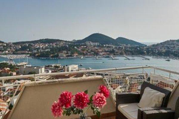 Adriatic Sea View Apartment - фото 20