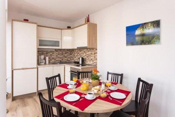Apartments Villa Ankora - фото 13