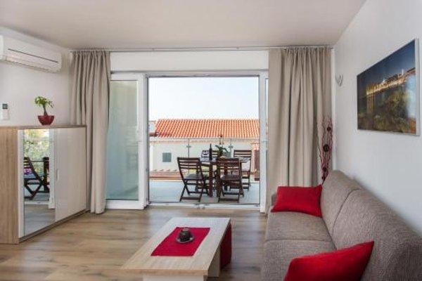 Apartments Villa Ankora - фото 7