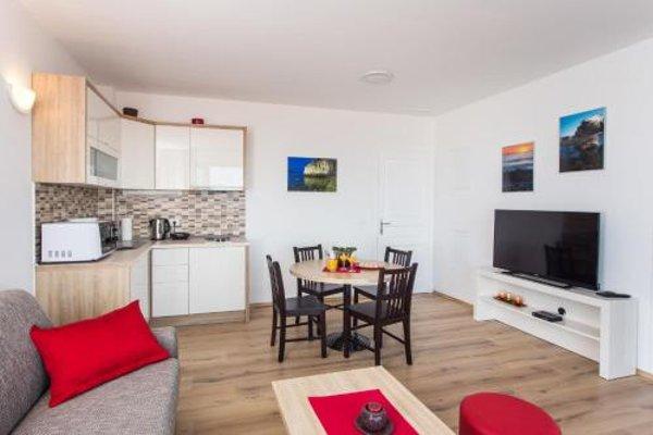 Apartments Villa Ankora - фото 8