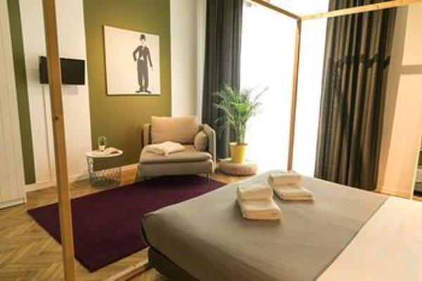 Отель типа «постель и завтрак» - фото 45